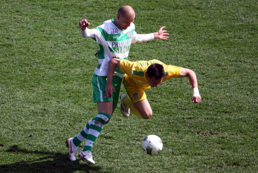 Lukanovici a fost unul dintre cei mai buni jucători ai Voinţei şi a înscris pentru 3-0.