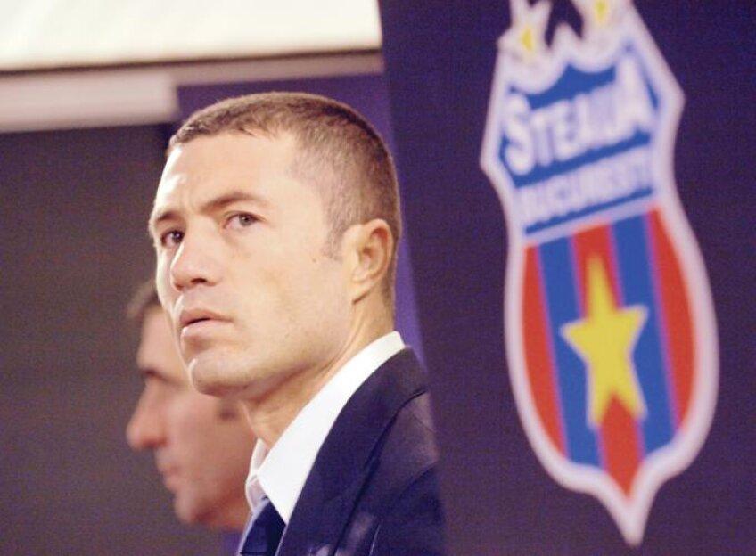 Adrian Ilie, fost jucător la Steaua
