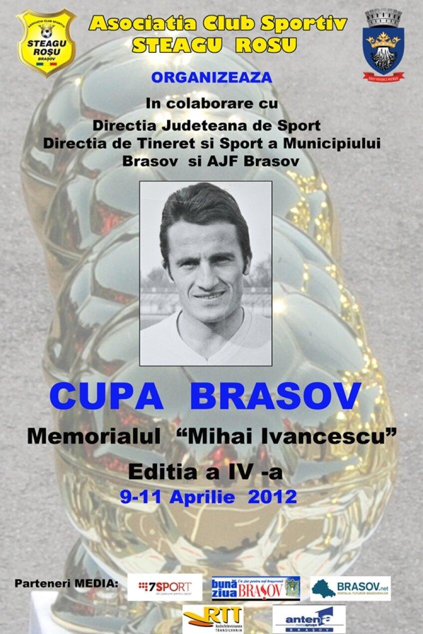 """În perioada 9-11 aprilie va avea loc a patra ediţie a """"Cupei Braşov Mihai Ivăncescu"""""""