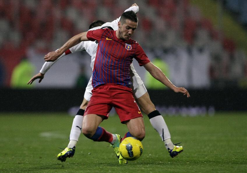 Steaua e lider în clasamentul meciurilor jucate în acest an.