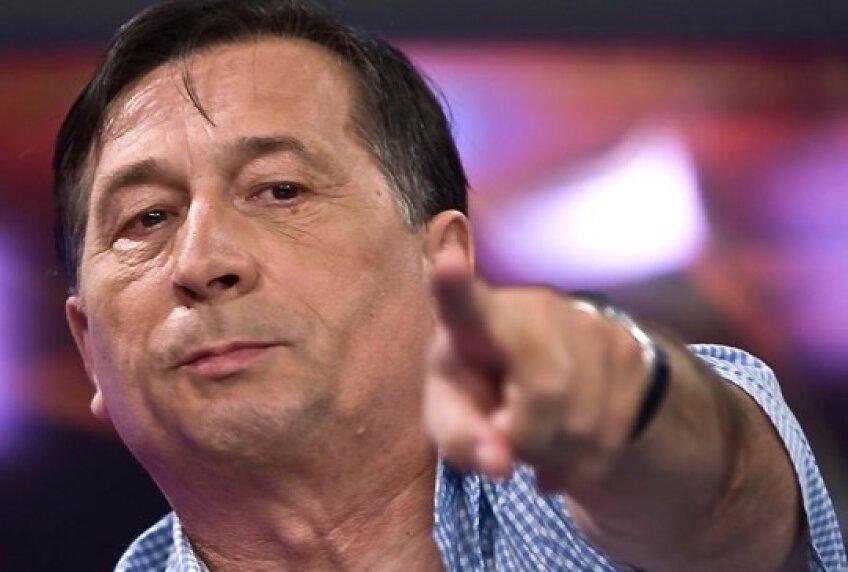 Ion Crăciunescu crede că l-a henţ-ul lui Panin nu trebuia acordat penalty