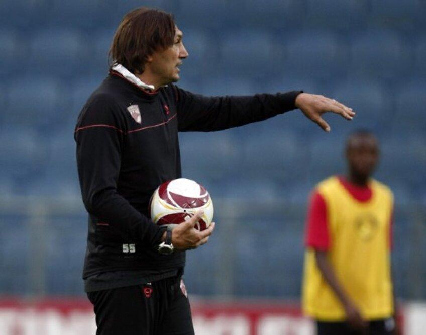 Dario Bonetti va fi noul tehnician al lui Dinamo