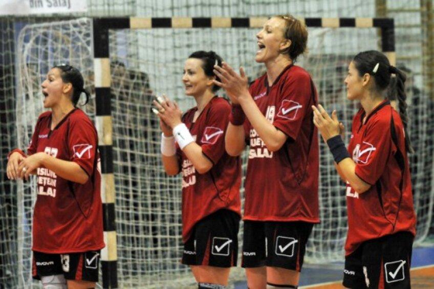 HC Zalău joacă returul finalei Cupei EHF pe teren propriu