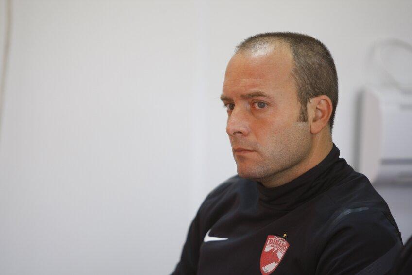 Dinamo e a doua aventură externă a lui Birindelli după cea din Zambia alături tot de Bonetti (foto: Alexandru Nicodim)