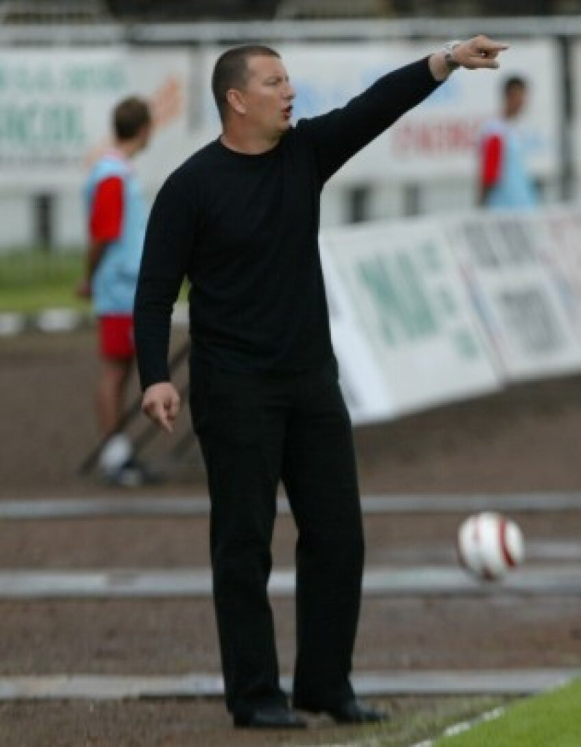 Ionuţ Chirilă crede că Steaua are şanse reale la titlu