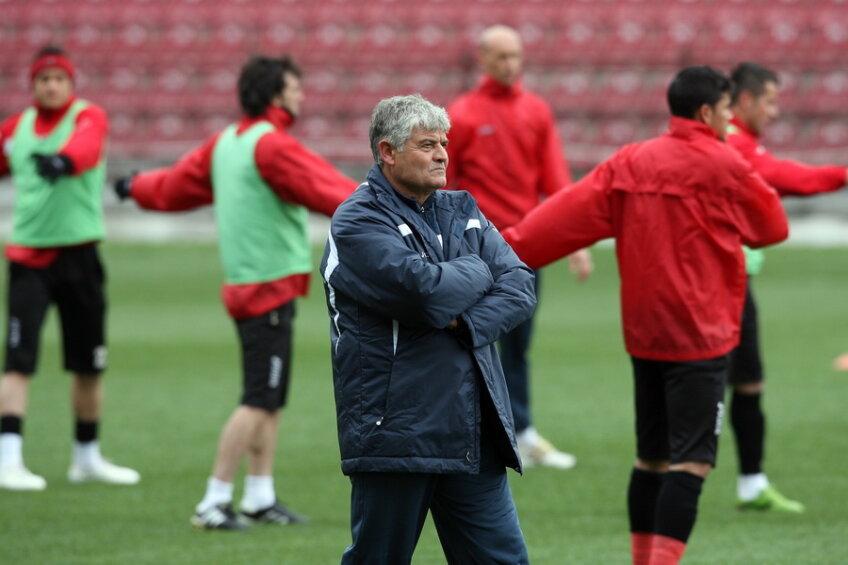 Ioan Andone crede că n-ar putea să lucreze cu Gigi Becali