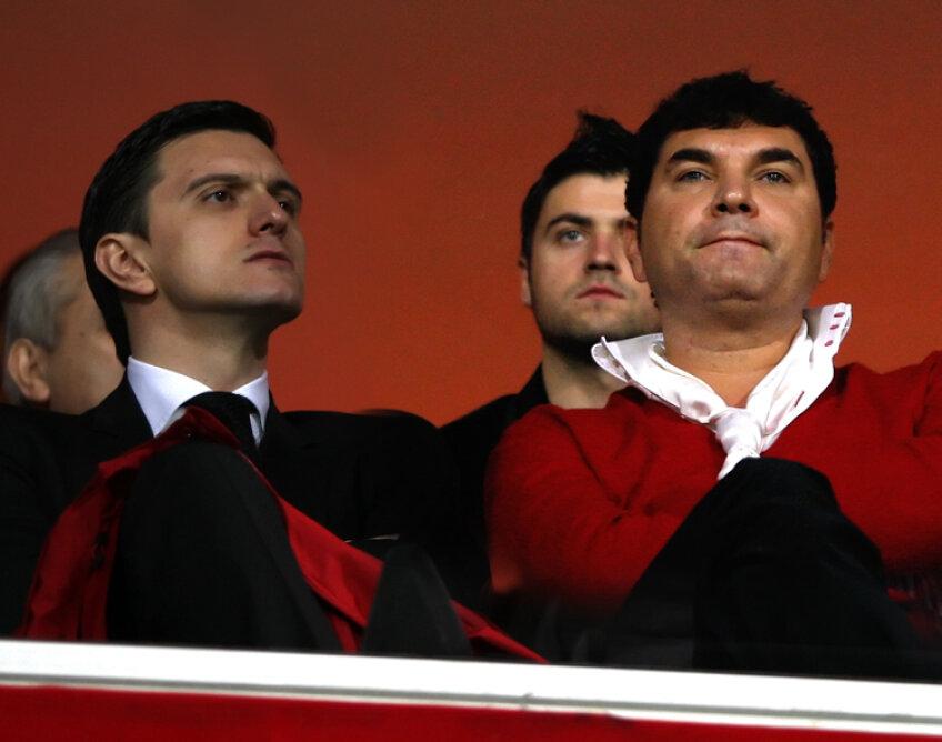 Cristi Borcea îi critică pe Badea şi Săvulescu pentru că nu sînt alături de echipă