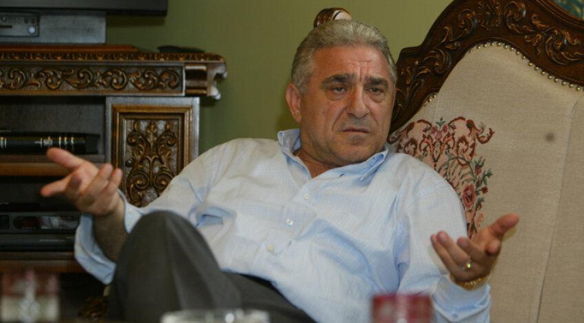 Ioan Becali nu e de acord cu varianta Bonetti la Dinamo