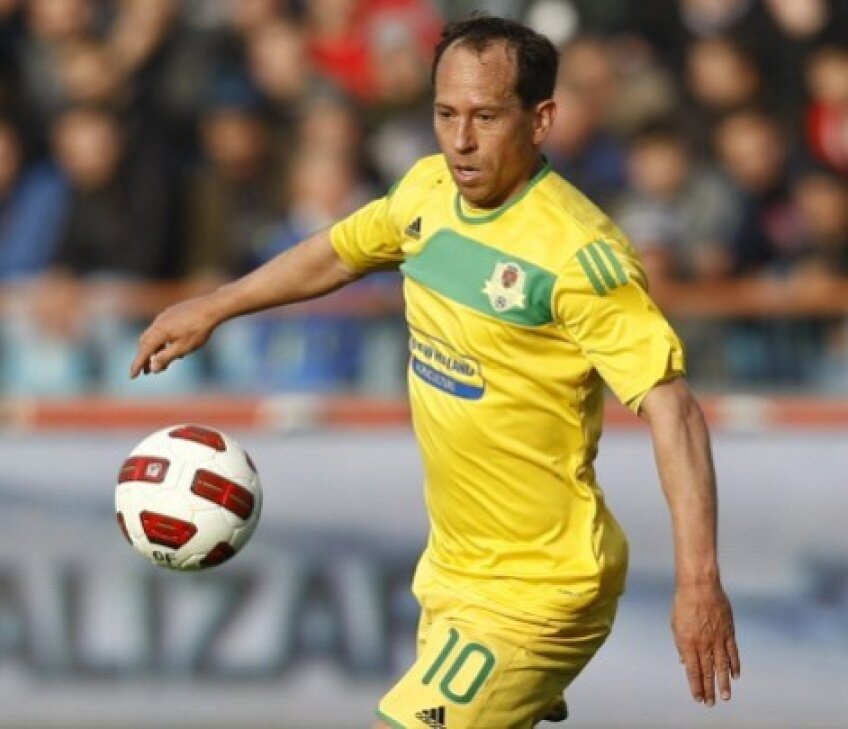 Adailton, atacant FC Vaslui