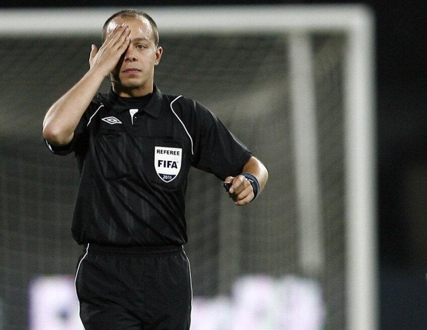 Marius Avram a fost felicitat la final de Porumboiu: