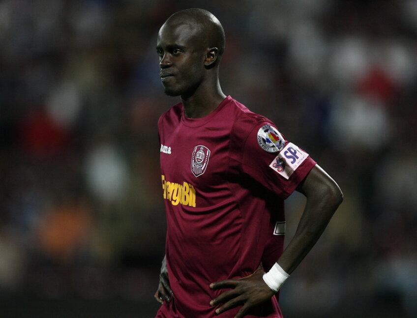 Modou Sougou ar fi putut ajunge la Steaua, nu la CFR Cluj