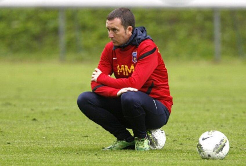 Mihai Stoica, manager general la Steaua