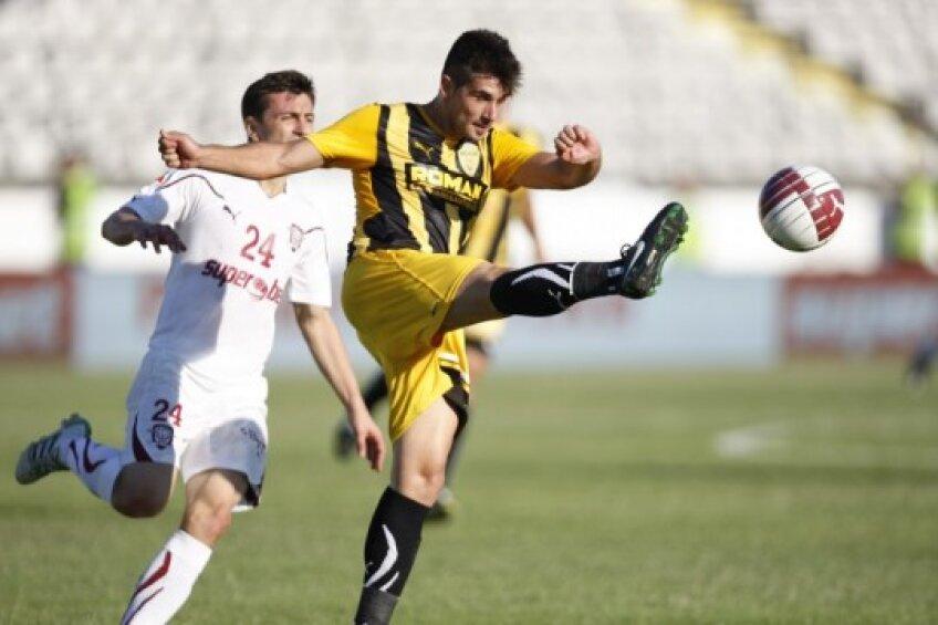 FC Braşov va juca în următoarele etape cu CFR Cluj, Dinamo şi U Cluj.