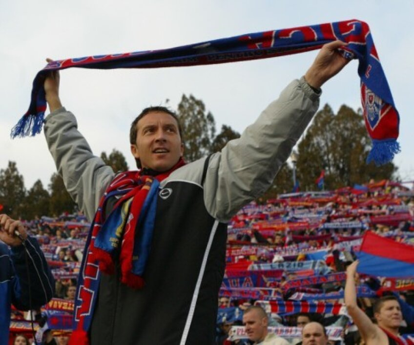 Mihai Stoica, manager general Steaua