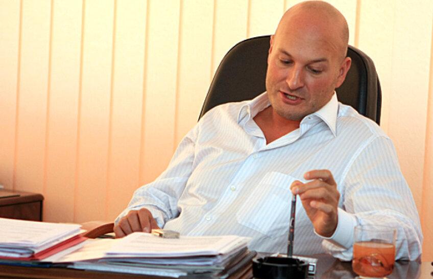 Arpad Paszkany, patron CFR Cluj