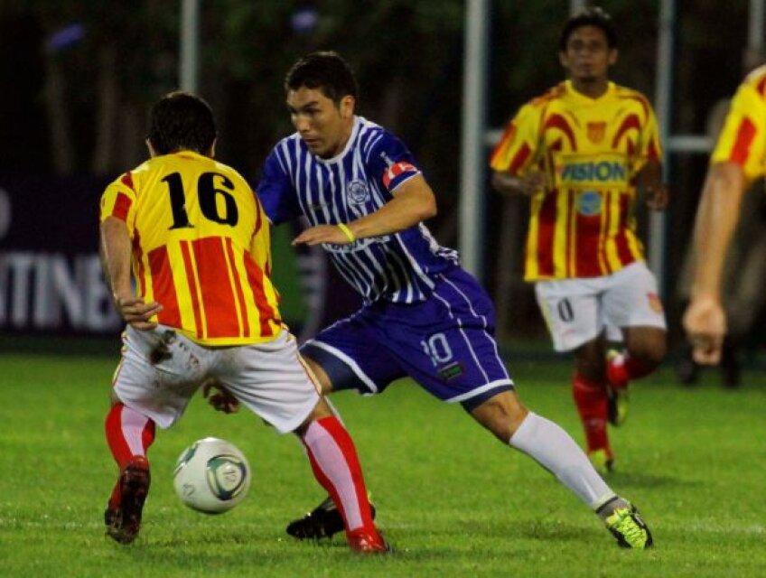 Ales fotbalistul sud-american al anului în 2007, Salvador Cabanas a început o a doua carieră Foto: Reuters
