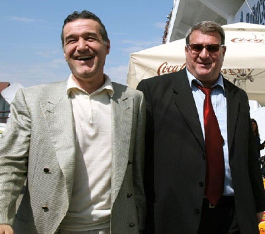 Iuliu Mureşan şi Gigi Becali