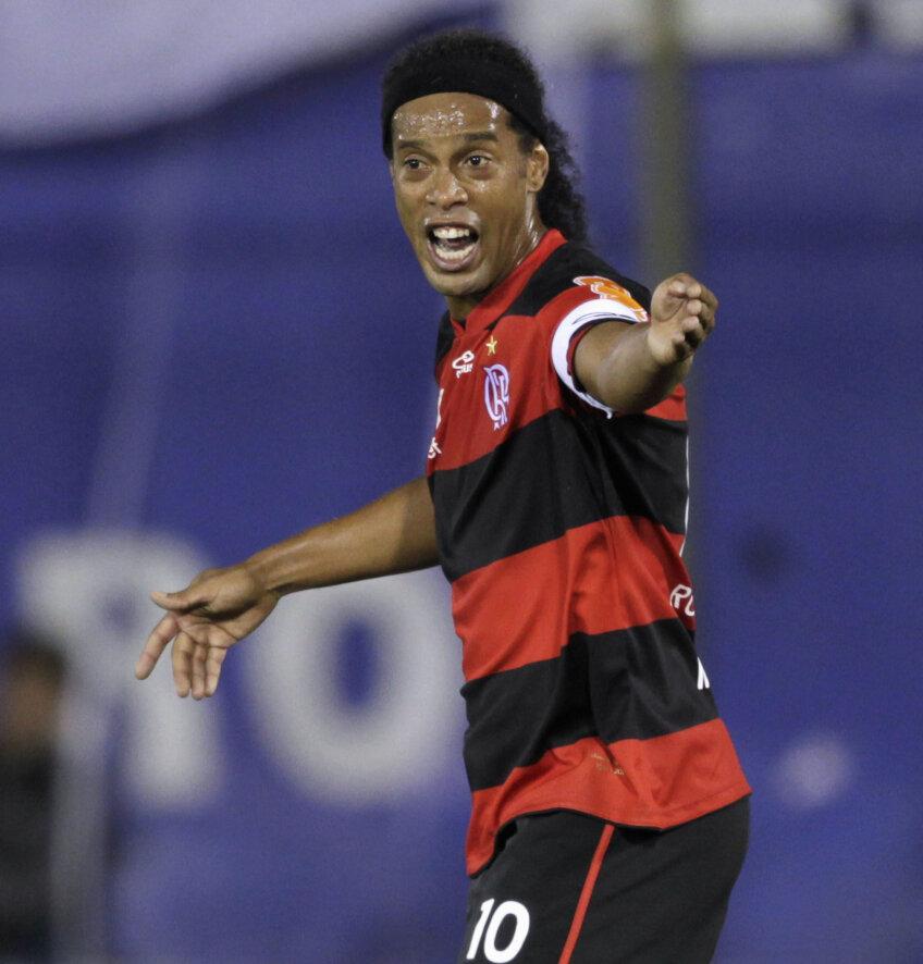 Ronaldinho foto: reuters