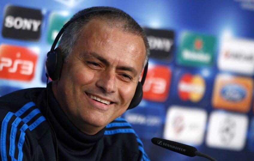 Mourinho s-a ales acum și cu o odă pe ritm de rap (foto: Reuters)