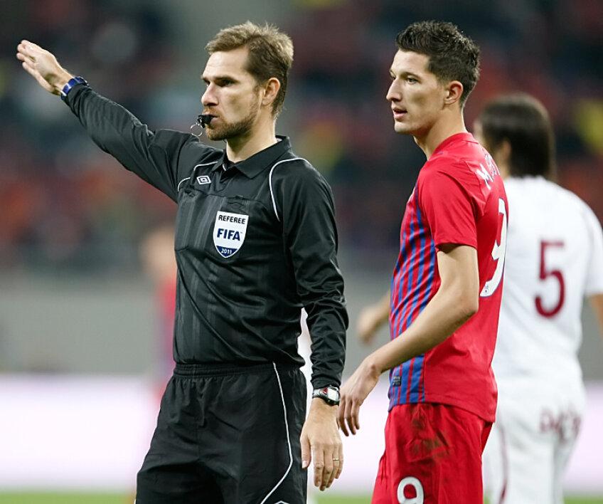 Alexandru Tudor nu crede că e posibilă aducerea unei brigăzi străine pentru meciul Steaua - Vaslui