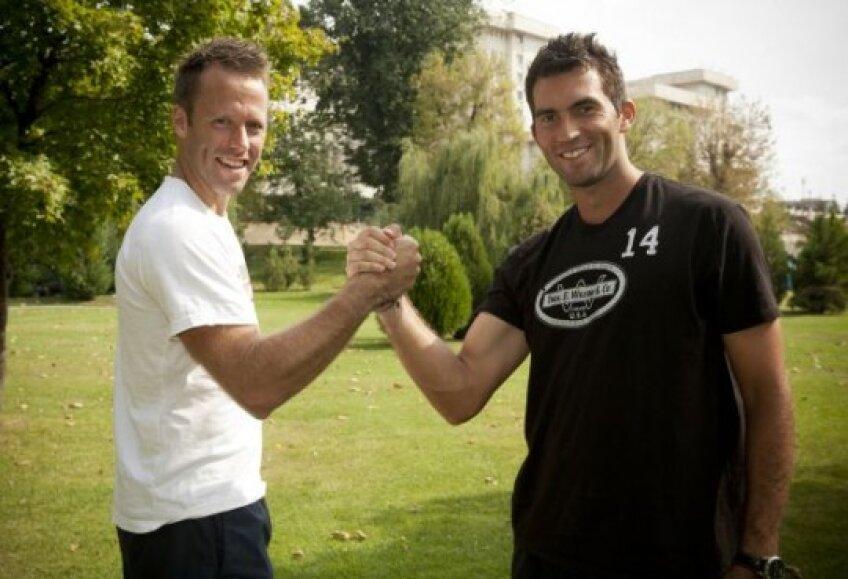 Lindstedt şi Tecău se află printre favoriţii la cîştigarea competiţiei de dublu de la BRD Năstase Ţiriac Trophy.