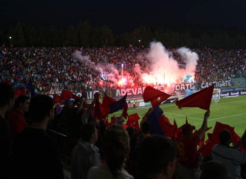 Stadionul Ghencea va fi din nou plin la meciul cu FC Vaslui.