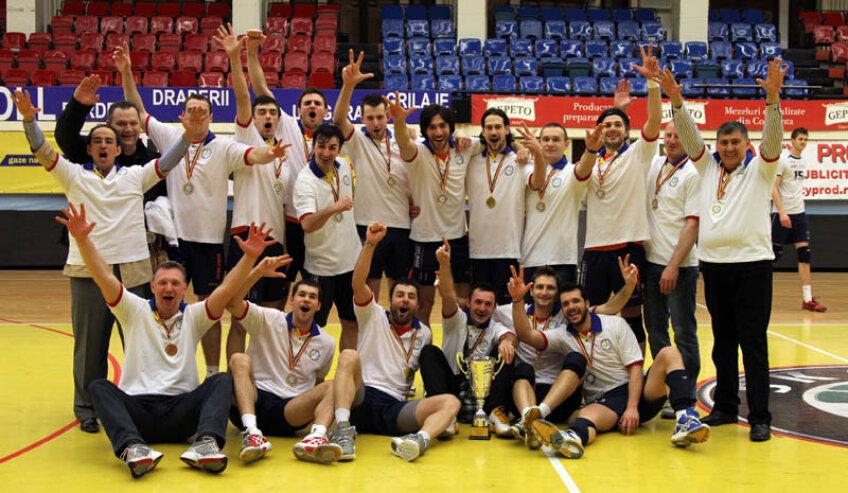 Următorul obiectiv al Rematului este Cupa României.