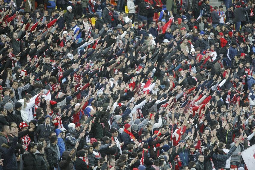 Suporteri Dinamo foto: Raed Krishan