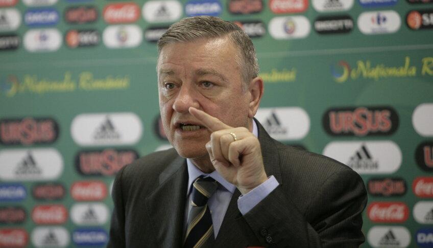 Mircea Sandu e supărat că e tras la răspundere pentru dezafilierea Craiovei