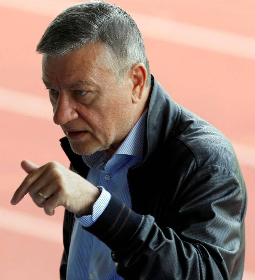Sandu va merge pe mîna arbitrilor români în finala Cupei României.