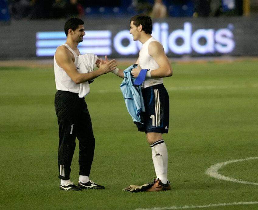 Coman a făcut schimb de tricouri cu Iker Casillas