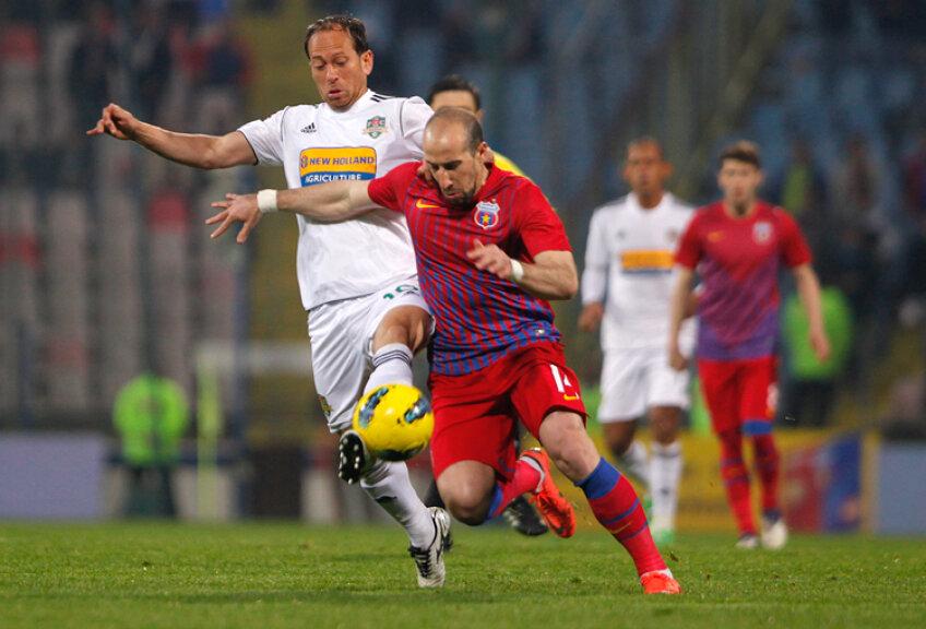 Duelul dintre Adailton și Latovlevici a fost văzut de cei mai mulți oameni pe GSP TV