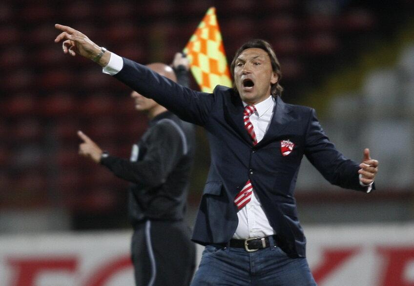 Bonetti crede că Dinamo mai are mult pînă va ajunge la nivelul maxim