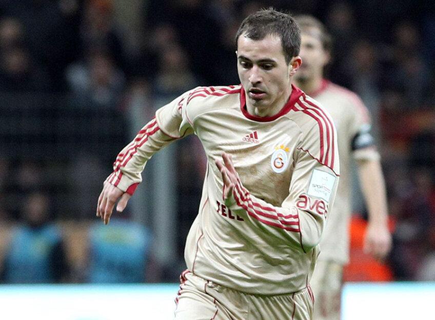 Stancu are 1,3 milioane de euro salariu la Galatasaray // Foto: Fanatik (Turcia)