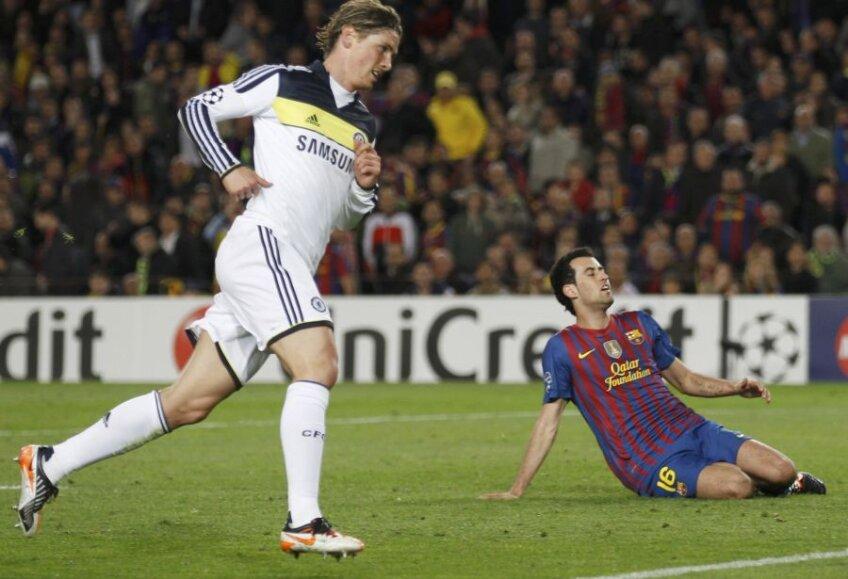 Torres a marcat golul de 2-2 (sursă foto: Reuters)