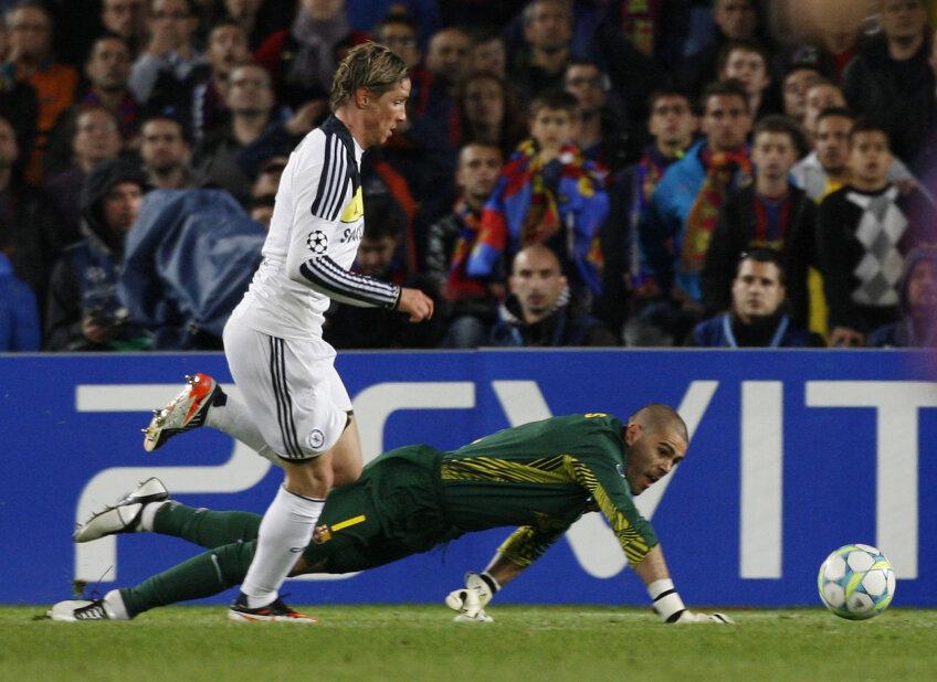 "Torres a gestionat perfect contra care a dus la remiza de pe ""Camp Nou"" (foto: Reuters)"