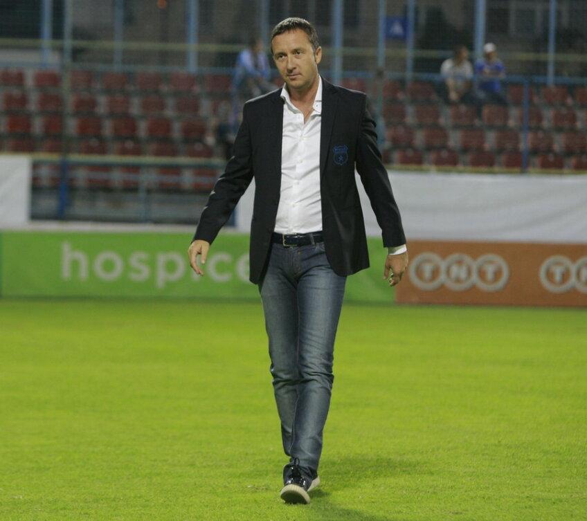 Mihai Stoica îi ironizează pe suporterii rapidişti înainte de derby