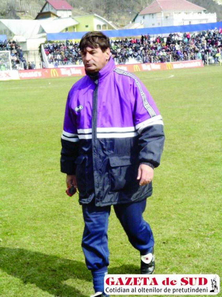 Irimescu a fost obligat să intre în concediu medical (foto: Gazeta de Sud)