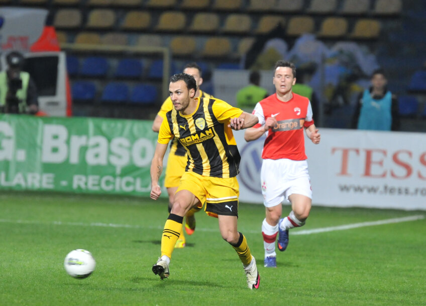 FC Brașov a cîștigat cu Dinamo, cu 2-0