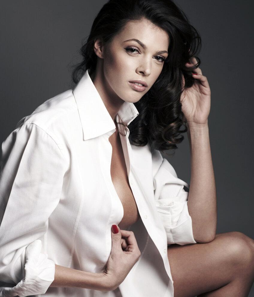 Alina Borcea este topmodel.