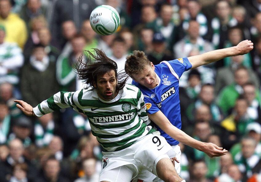 Goian le-a povestit scoţienilor despre Rangers