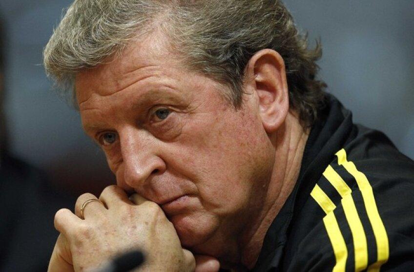 Roy Hodgson a fost antrenorul lui Tamaş în acest sezon