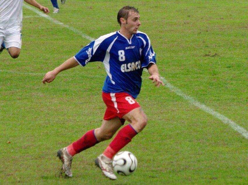 Ionuţ Matei evoluează din martie la FC Botoşani. Anterior a fost legitimat la Poli Timişoara