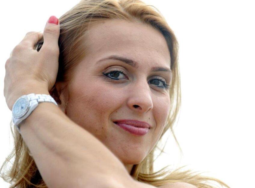 Alina Dumitru e una dintre speranțele noastre la medalii la JO de la Londra