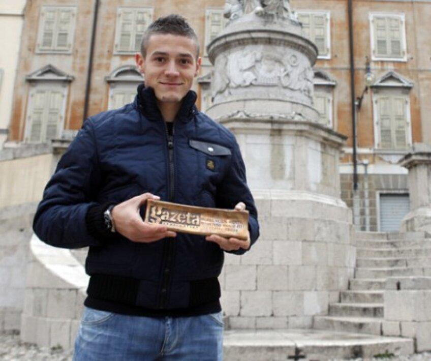 Torje este ultimul cîștigător al trofeului Nicolae Dobrin
