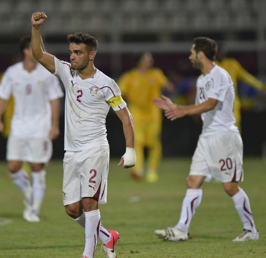 Rui Duarte e considerat o variantă pentru postul de fundaş dreapta la Steaua