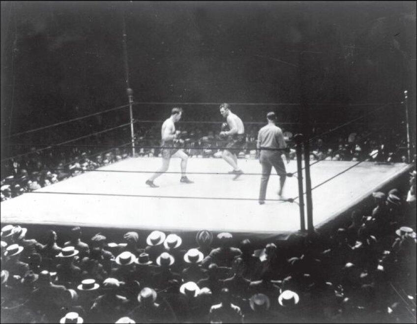 Madison Square Garden, acolo unde a luptat și românul Valeri Trîmbițaș, a fost întotdeauna marea arenă a boxerilor profesioniști