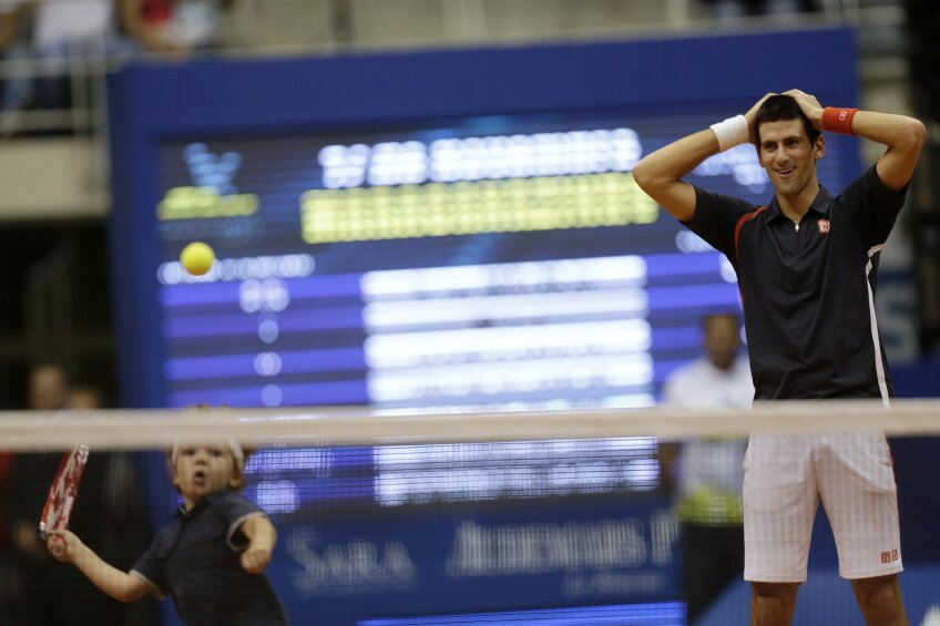 Novak Djokovici (foto: reuters)
