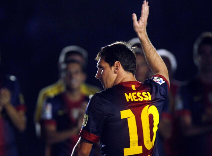 Messi și colegii săi i-au făcut fericiți pe pariorii care au crezut în ei