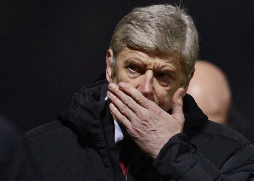 Wenger a precizat recent că va decide dacă mai rămîne la Arsenal la sfîrșitul